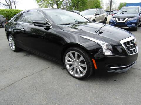 2015 Cadillac ATS for sale at 2010 Auto Sales in Troy NY