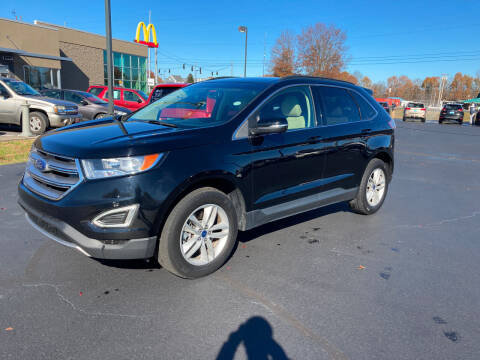 2017 Ford Edge for sale at McCully's Automotive - Trucks & SUV's in Benton KY