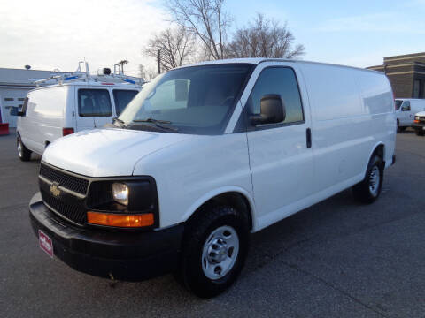 2012 Chevrolet Express Cargo for sale at King Cargo Vans INC in Savage MN