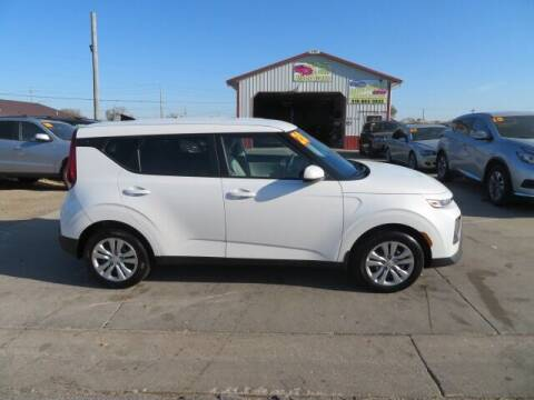 2020 Kia Soul for sale at Jefferson St Motors in Waterloo IA