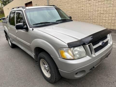2003 Ford Explorer Sport Trac for sale at Z Motorz Company in Philadelphia PA