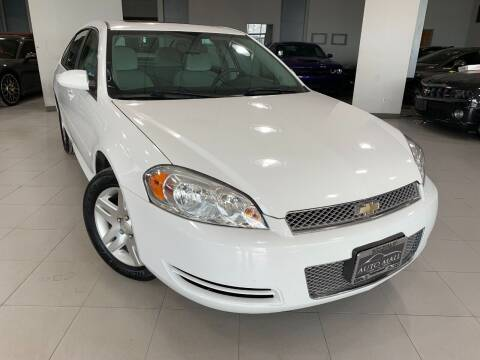 2015 Chevrolet Impala Limited for sale at Auto Mall of Springfield in Springfield IL