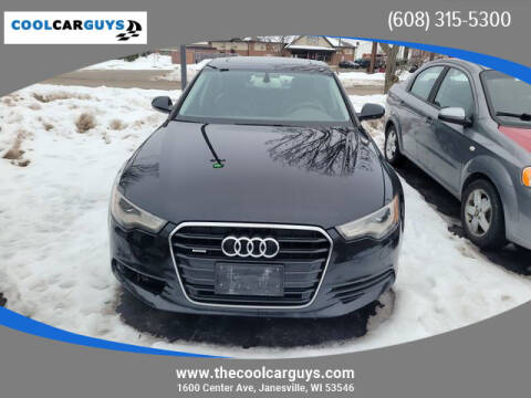 2012 Audi A6 for sale at Cool Car Guys in Janesville WI