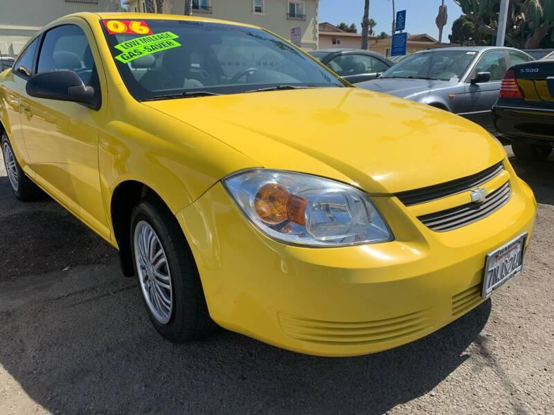 2006 Chevrolet Cobalt for sale at North County Auto in Oceanside CA