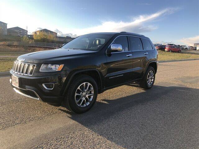 2015 Jeep Grand Cherokee for sale at CK Auto Inc. in Bismarck ND