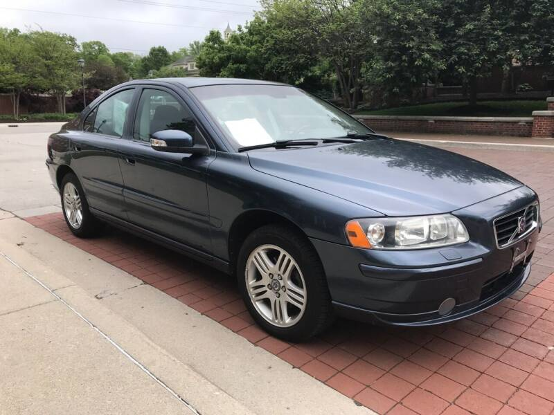 2007 Volvo S60 for sale at Third Avenue Motors Inc. in Carmel IN