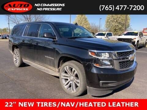 2018 Chevrolet Suburban for sale at Auto Express in Lafayette IN