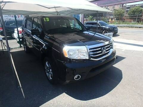 2013 Honda Pilot for sale at Cedano Auto Mall Inc in Bronx NY