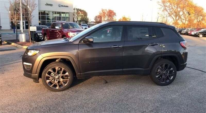 2021 Jeep Compass 4x4 80th Anniversary Edition 4dr SUV - North Olmsted OH