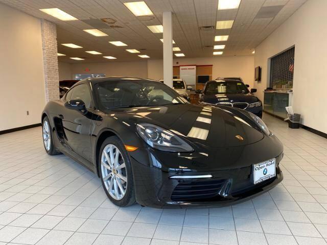 2018 Porsche 718 Cayman for sale in Morristown, NJ