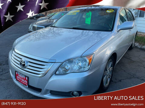 2009 Toyota Avalon for sale at Liberty Auto Sales in Elgin IL