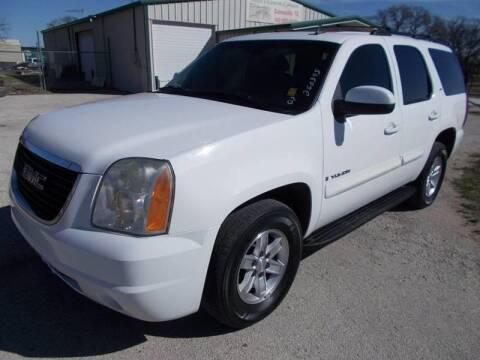 2007 GMC Yukon for sale at OTTO'S AUTO SALES in Gainesville TX