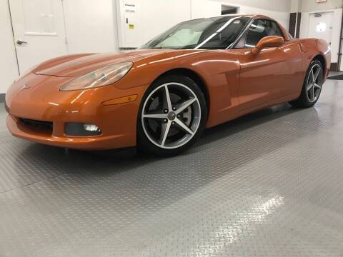 2007 Chevrolet Corvette for sale at TOWNE AUTO BROKERS in Virginia Beach VA