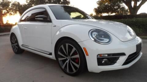 2014 Volkswagen Beetle for sale at Exhibit Sport Motors in Houston TX