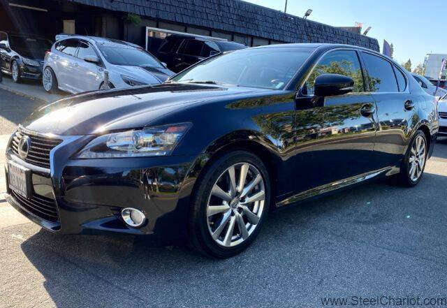 2015 Lexus GS 350 for sale at Steel Chariot in San Jose CA