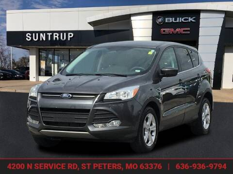 2016 Ford Escape for sale at SUNTRUP BUICK GMC in Saint Peters MO