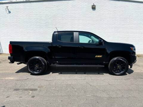 2017 Chevrolet Colorado for sale at Smart Chevrolet in Madison NC