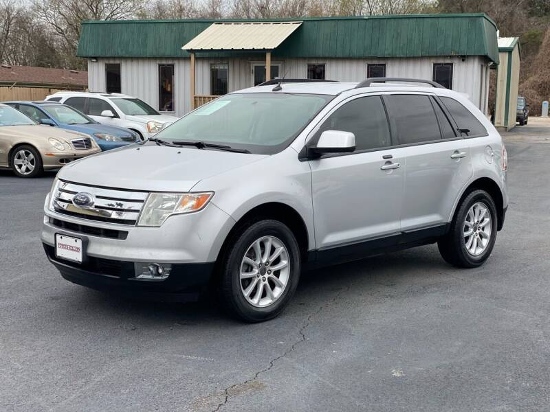 2010 Ford Edge for sale at ASTRO MOTORS in Houston TX