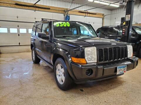 2006 Jeep Commander for sale at Sand's Auto Sales in Cambridge MN