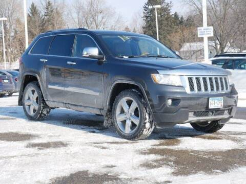 2011 Jeep Grand Cherokee for sale at Park Place Motor Cars in Rochester MN
