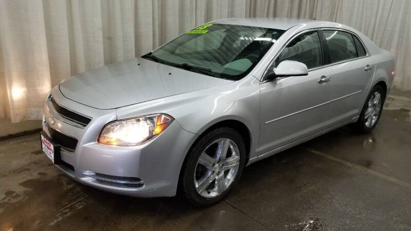 2012 Chevrolet Malibu for sale in Duluth, MN