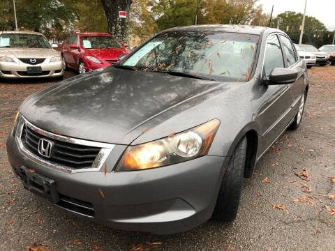 2009 Honda Accord for sale at Atlantic Auto Sales in Garner NC