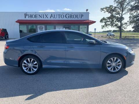 2015 Chrysler 200 for sale at PHOENIX AUTO GROUP in Belton TX