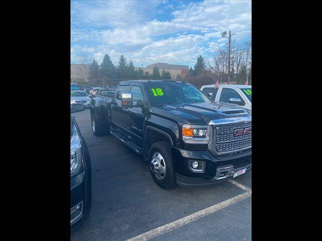 2018 GMC Sierra 3500HD for sale at Classified pre-owned cars of New Jersey in Mahwah NJ