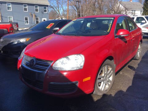 2010 Volkswagen Jetta for sale at Connecticut Auto Wholesalers in Torrington CT