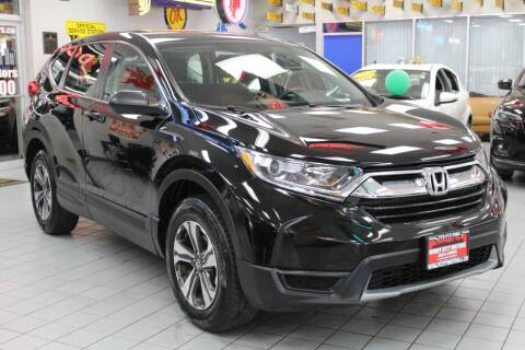 2017 Honda CR-V for sale at Windy City Motors in Chicago IL