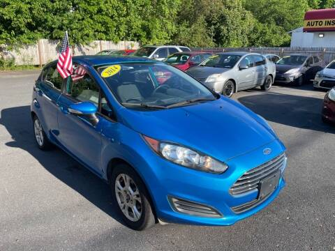 2014 Ford Fiesta for sale at Auto Revolution in Charlotte NC