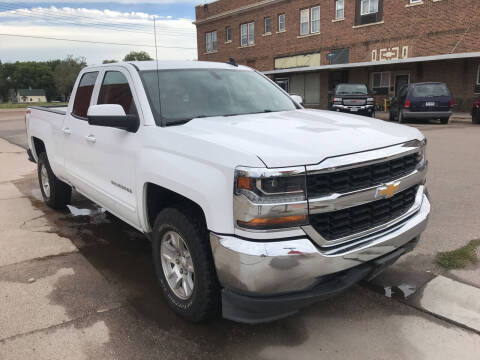 2019 Chevrolet Silverado 1500 LD for sale at Mustards Used Cars in Central City NE