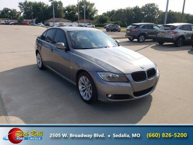2011 BMW 3 Series for sale at RICK BALL FORD in Sedalia MO