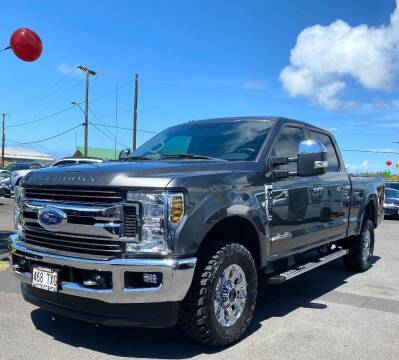 2019 Ford F-250 Super Duty for sale at PONO'S USED CARS in Hilo HI