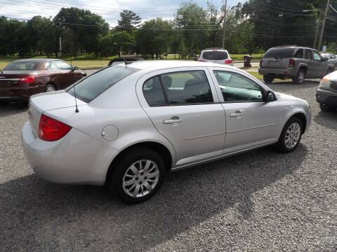 2010 Chevrolet Cobalt for sale at English Autos in Grove City PA