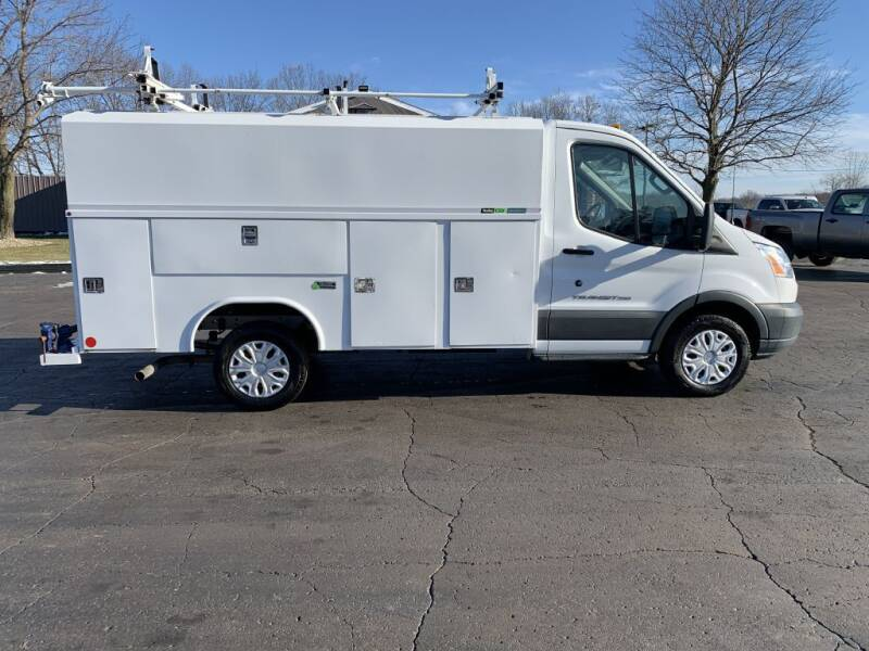 2015 Ford Transit Cutaway for sale at Hawkins Motors Sales in Hillsdale MI