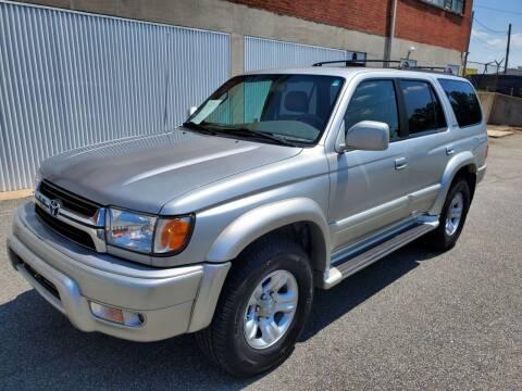 2002 Toyota 4Runner for sale at Atlanta's Best Auto Brokers in Marietta GA
