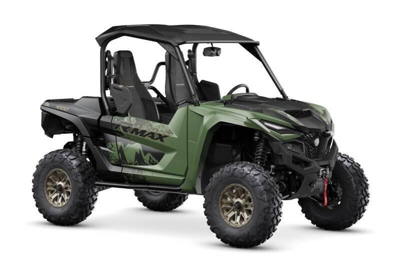 2021 Yamaha Wolverine RMAX 2 for sale at GT Toyz Motor Sports & Marine - GT Toyz Powersports in Clifton Park NY