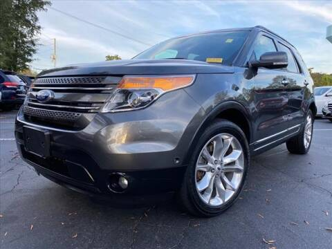 2015 Ford Explorer for sale at iDeal Auto in Raleigh NC