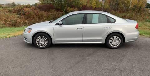 2014 Volkswagen Passat for sale at eurO-K in Benton ME