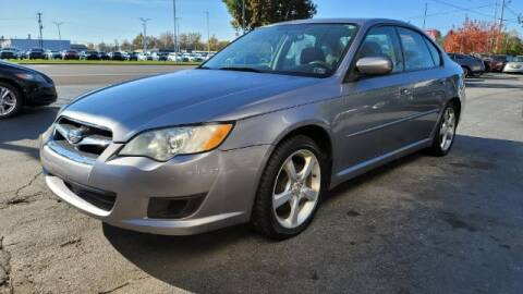 2008 Subaru Legacy for sale at Tri City Auto Mart in Lexington KY