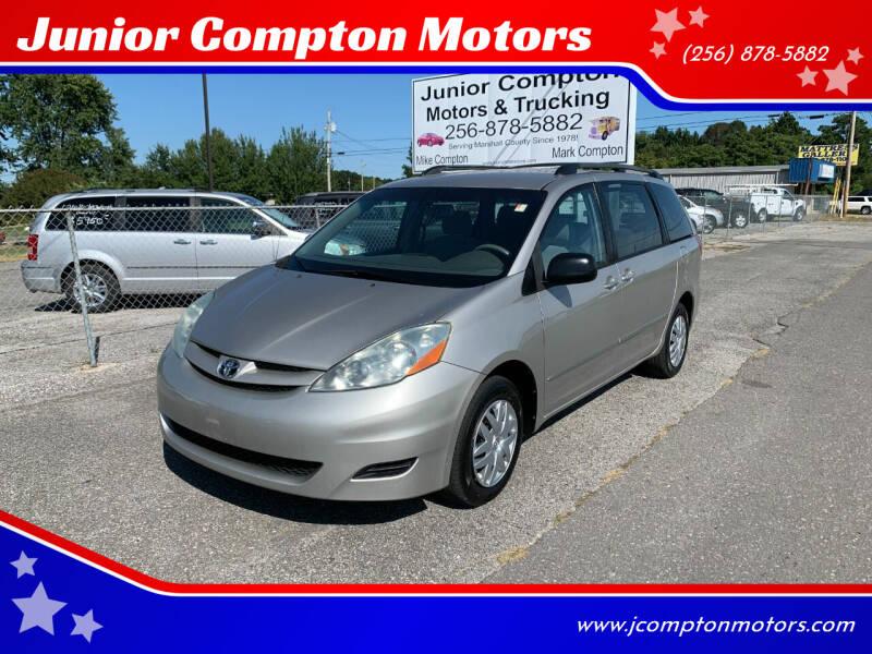 2006 Toyota Sienna for sale at Junior Compton Motors in Albertville AL