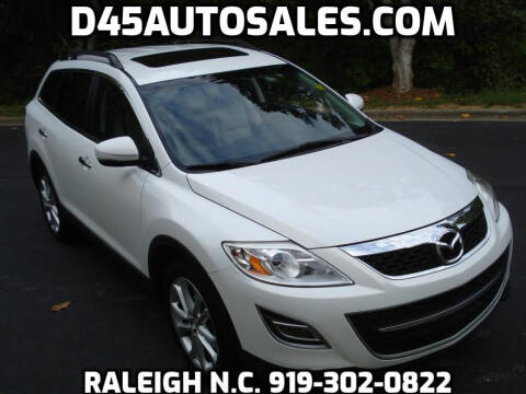2011 Mazda CX-9 for sale at D45 Auto Brokers in Raleigh NC