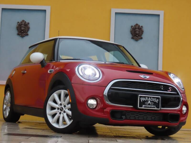 2018 MINI Hardtop 2 Door for sale at Paradise Motor Sports LLC in Lexington KY