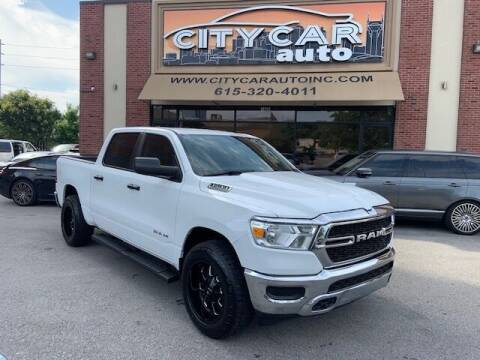 2019 RAM Ram Pickup 1500 for sale at CITY CAR AUTO INC in Nashville TN