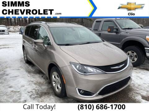 2017 Chrysler Pacifica for sale at Aaron Adams @ Simms Chevrolet in Clio MI
