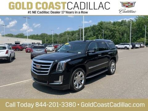 2017 Cadillac Escalade for sale at Gold Coast Cadillac in Oakhurst NJ