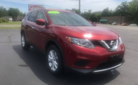 2016 Nissan Rogue for sale at Baker Auto Sales in Northumberland PA