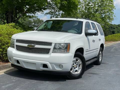 2009 Chevrolet Tahoe for sale at William D Auto Sales in Norcross GA