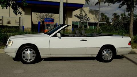 1995 Mercedes-Benz E-Class for sale at Premier Luxury Cars in Oakland Park FL